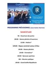 programme pre visionnel