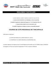 reglement tancarville 2016 v2