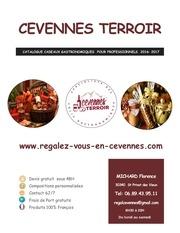 catalogue colis gastronomique cevennes terroir