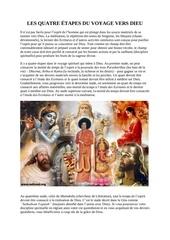 les quatre etapes du voyage vers dieu sathya sai baba