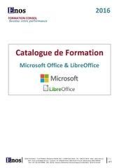 catalogue enos 2016 bureautique