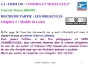 chapitre1 model de lewis