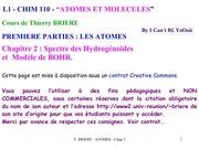 Fichier PDF chapitre2 spectre des hydrogenoedes et modele de bohr