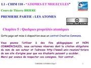 chapitre5 quelques proprietes atomiques