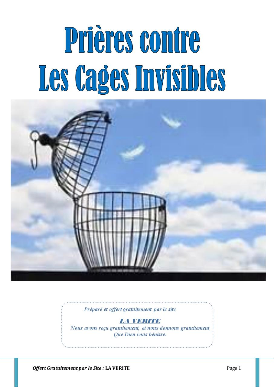 Les Cages Invisibles.pdf - page 1/4
