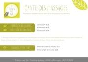 carte des massages o temps pour soi