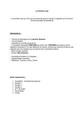 la sumens cup pdf