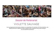 dossier partenariat violette sauvage 2016