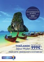 experiences de reve thaelande