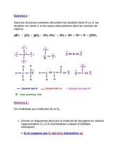 orbitales moleculaires modele c l o a o m