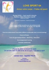 flyer avec photo