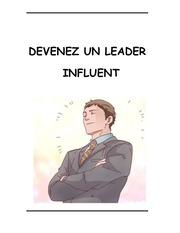 devenir un leader influent
