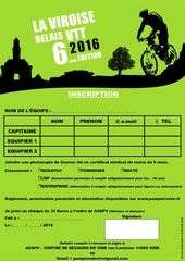 inscription la viroise 2016
