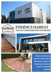 brochure evidence habitat