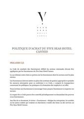 Fichier PDF 116 politique d achat du five seas hotel cannes