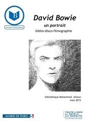 david bowie un portrait biblio disco filmographie