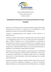 Fichier PDF fanambarana ilontsera 25 aogositra 2016