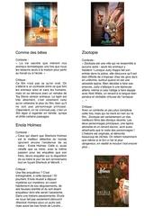rpg films livres 1