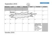 calendrier automne 2016 dp corrige