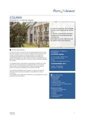 residence colmar