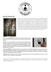 Fichier PDF fiche de degustation ron de jeremy xo