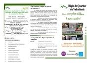 plaquette pesentation regie 2016
