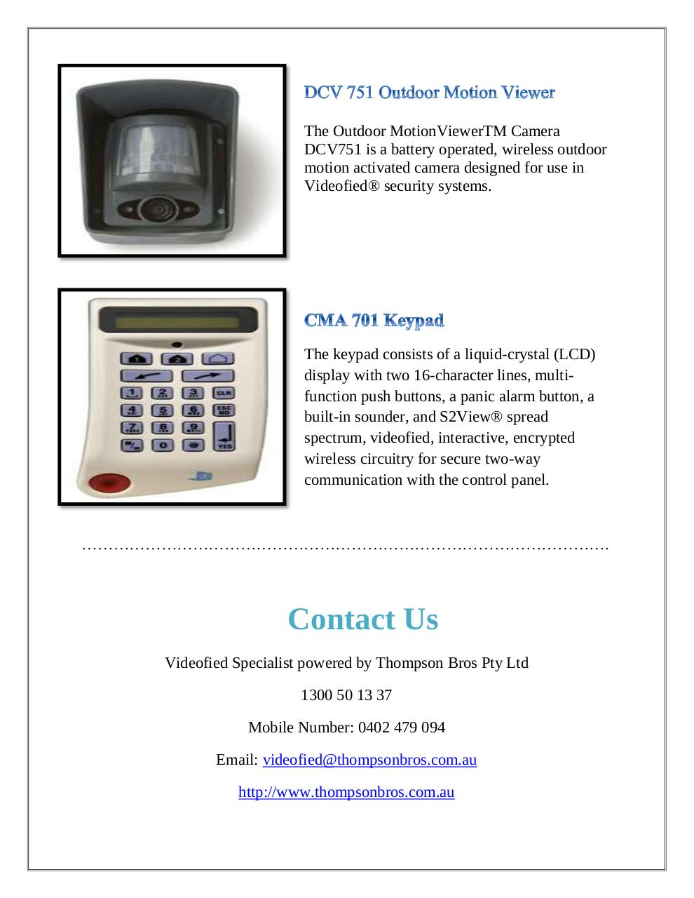 Video Alarm Systems.pdf - page 3/3