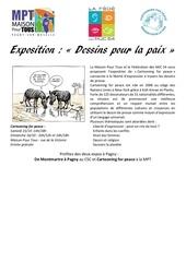 cartooning for peace lion et alerion 2