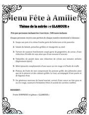 Fichier PDF menu feteamilie
