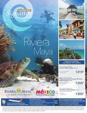 signature riviera maya