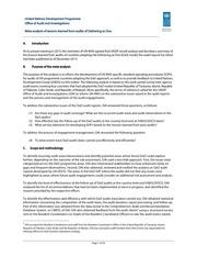 dao metanalysis one report