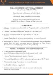 ffm ambertois flyers 2016 2017