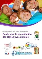 guide scolarisation des eleves avec autisme