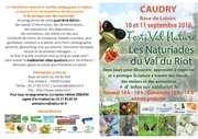programme naturiades 2016
