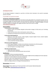 Fichier PDF we belong foundation intership offer