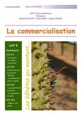 Fichier PDF la commercialisation