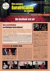 entretiens eurafricains supl cine 09 16