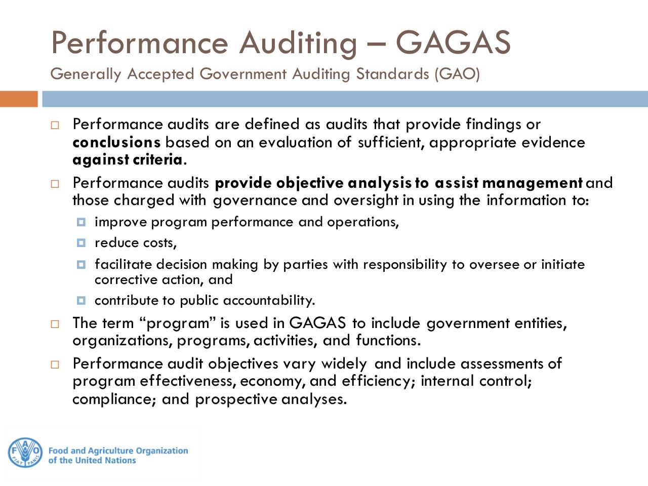 Performance Audit - EC IAS and FAO OIG[1].pdf - page 4/16