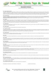 reglement interieur rcvpv 2016 17