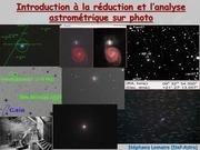 astrometrie expose