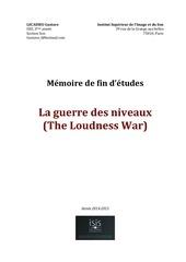 gustave lecadieu the loudness war