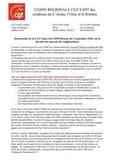 2016 5 septembre de claration cdsp moyens de remplacement