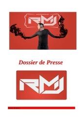 Fichier PDF dossier de presse rmj radio