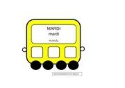 wagon mardi