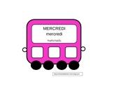 wagon mercredi