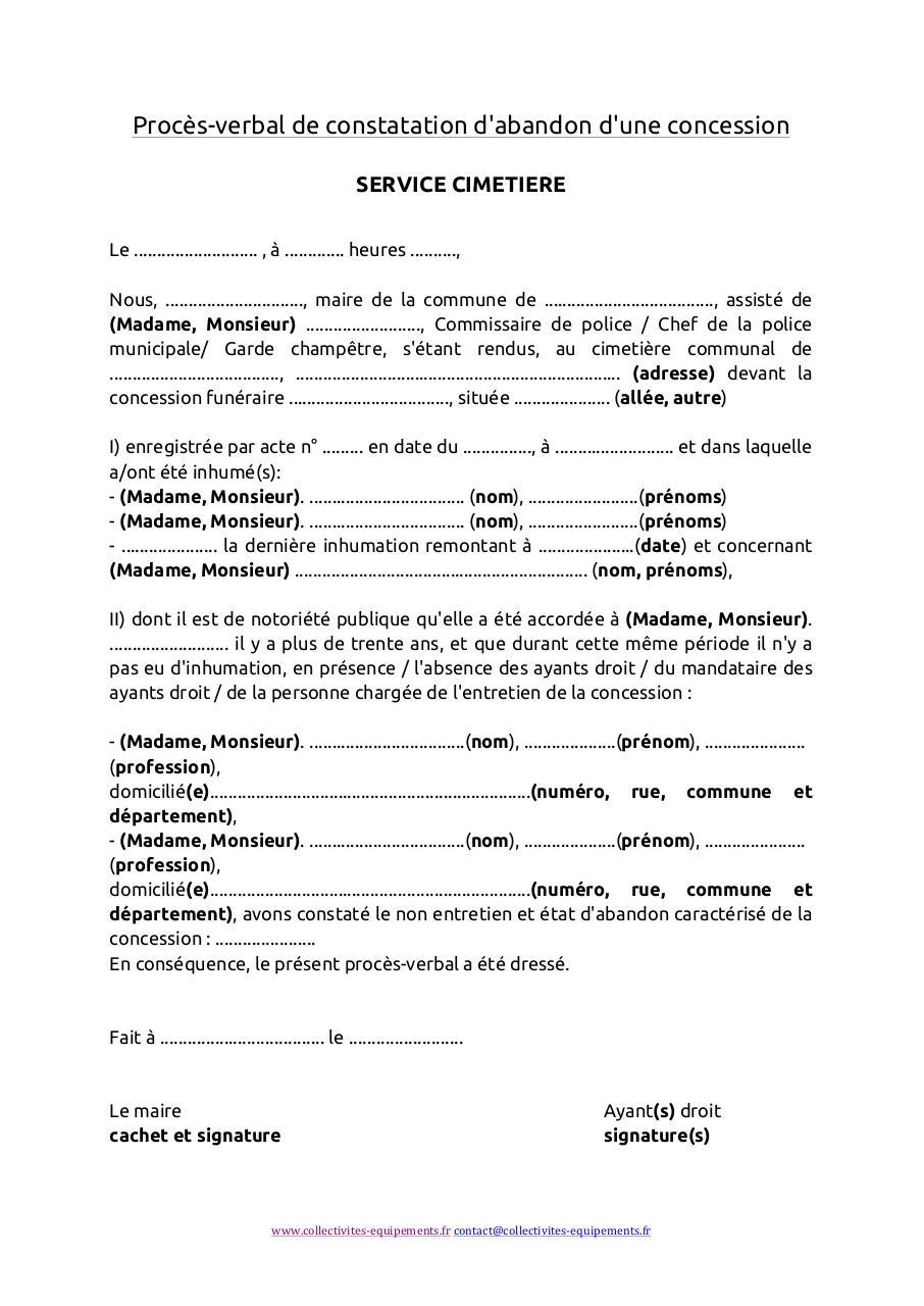 document2 par alm bdb ce pv de constatation d 39 fichier pdf. Black Bedroom Furniture Sets. Home Design Ideas