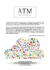 programmes atm