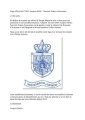 Fichier PDF logo officiel de l ong auspice stella