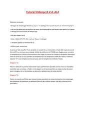 tutoriel vidange bva al4