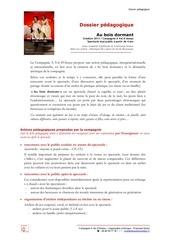 dossier pedagogique abd ft